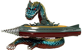 atragon TM&©1963, 2008 TOHO CO.,LTD.