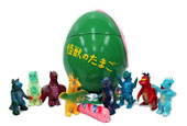 kaiju egg TM&©1954-74, 2004 TOHO CO.,LTD.