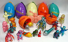 kaiju egg ©円谷プロ TM&©2010 TOHO CO.,LTD.