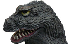 godzilla TM&©1962, 2010 TOHO CO.,LTD.